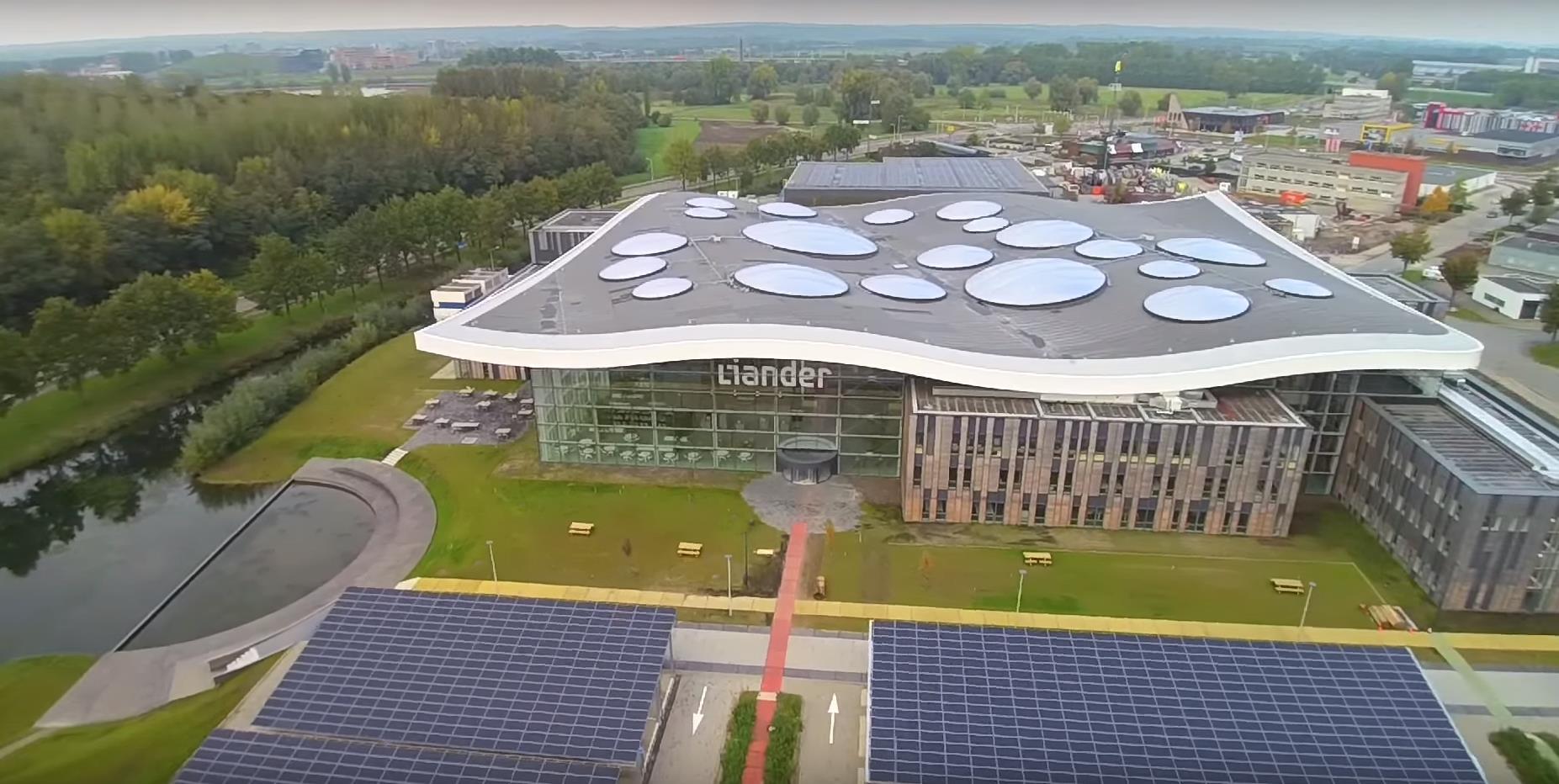 Liander Duiven, een energieleverend complex