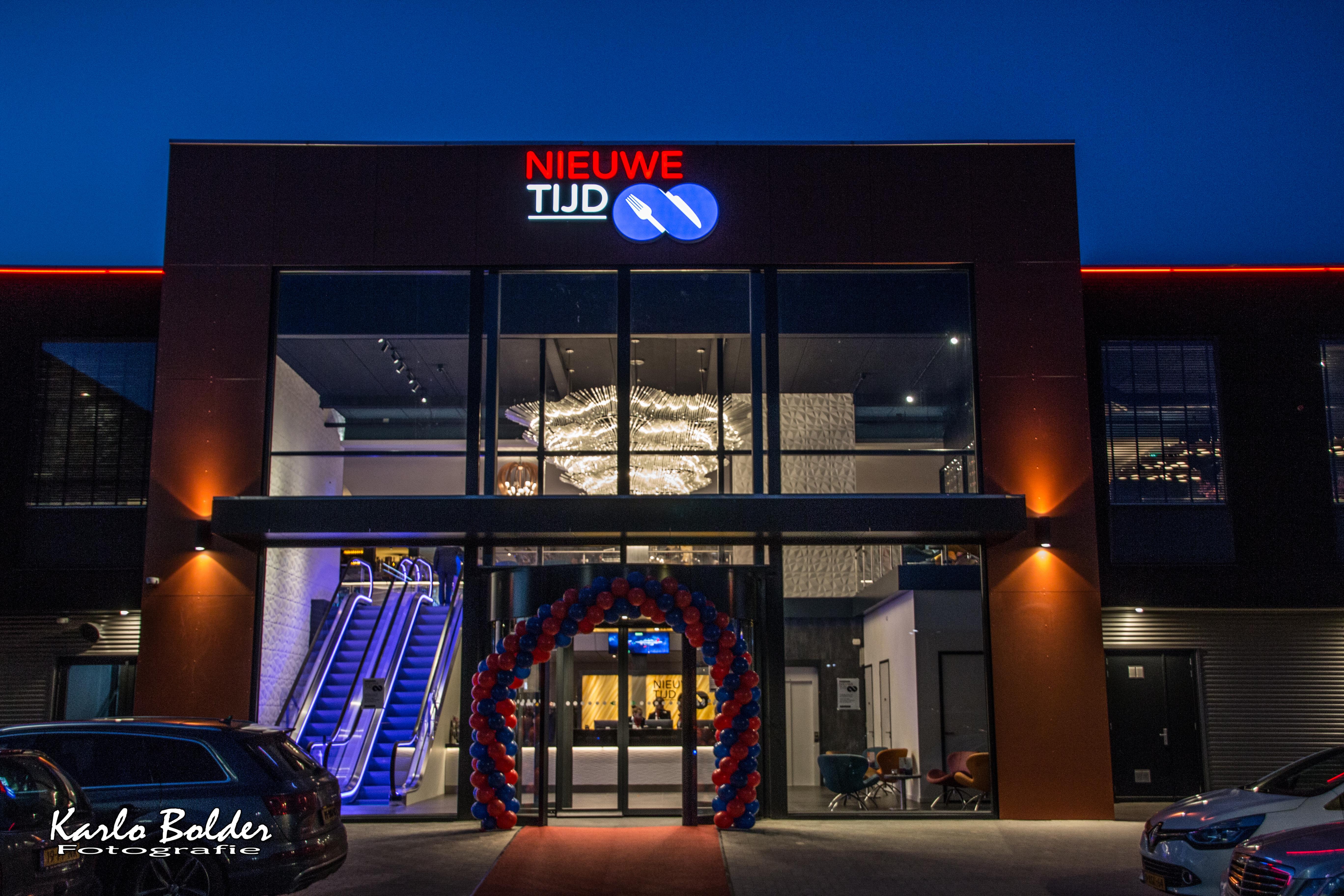 Restaurant Nieuwe Tijd opent op Valentijnsdag