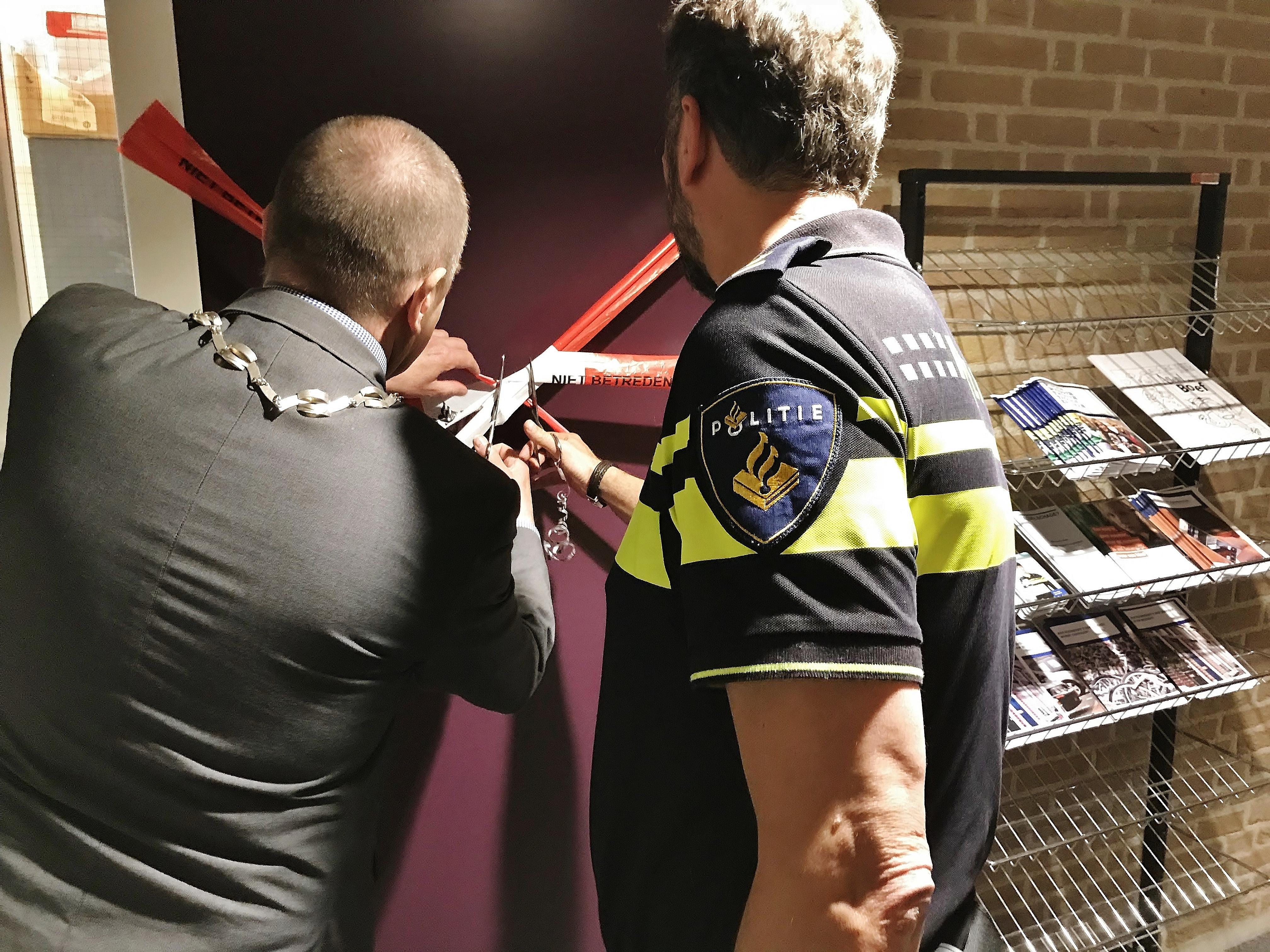 Politiesteunpunt in gemeentehuis Duiven