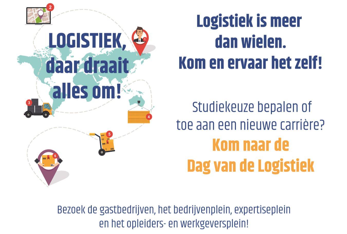 Dag van de Logistiek op bedrijventerrein Centerpoort-Noord Duiven.
