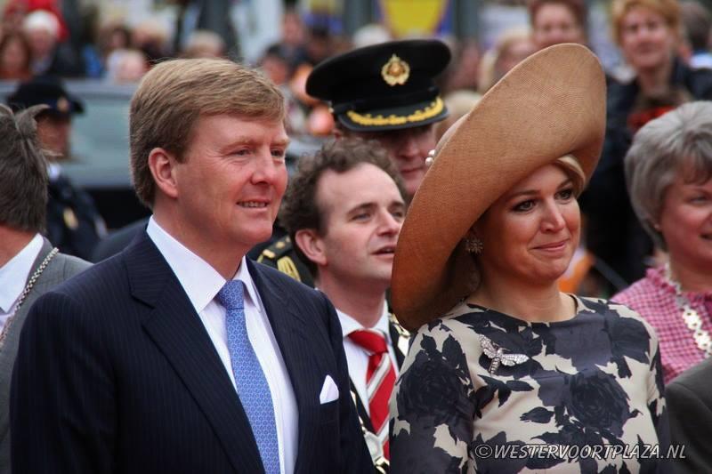 Koningin Máxima bij ondertekening convenant muziekonderwijs in de Liemers
