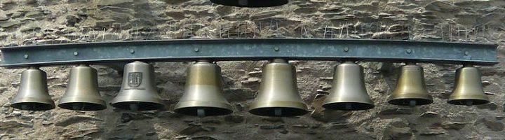 Carillon in het centrum van Duiven