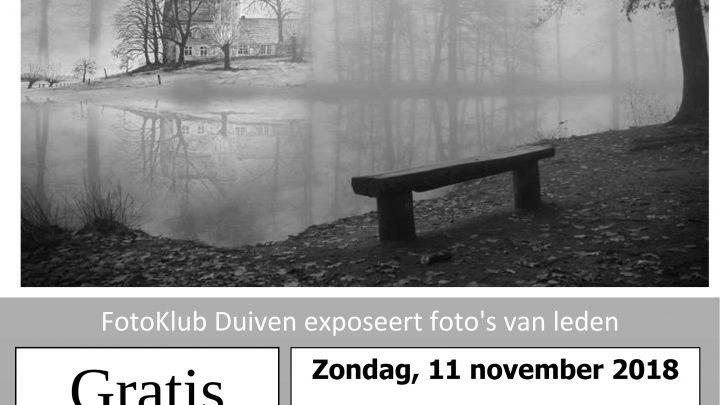 Expositie fotoKlub Duiven