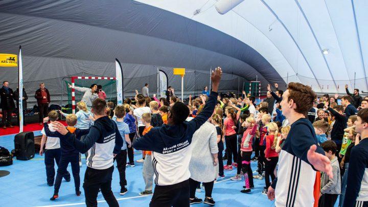 Officiële opening Schoolsportarrangement Duiven