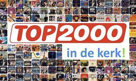Top2000 in de kerk in Duiven