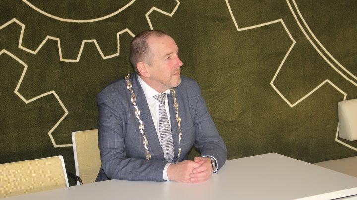 Burgemeester Rik de Lange stopt per december 2019 als burgemeester