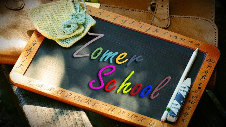 Dit jaar opnieuw een Zomerschool in de gemeente Duiven