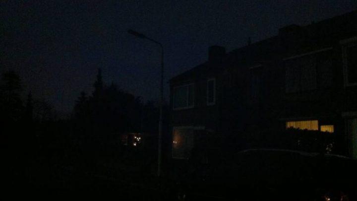 Problemen met de straatverlichting kunnen nog wel even duren