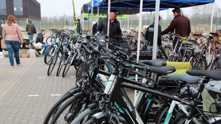 Grote elektrische fiets test dagen