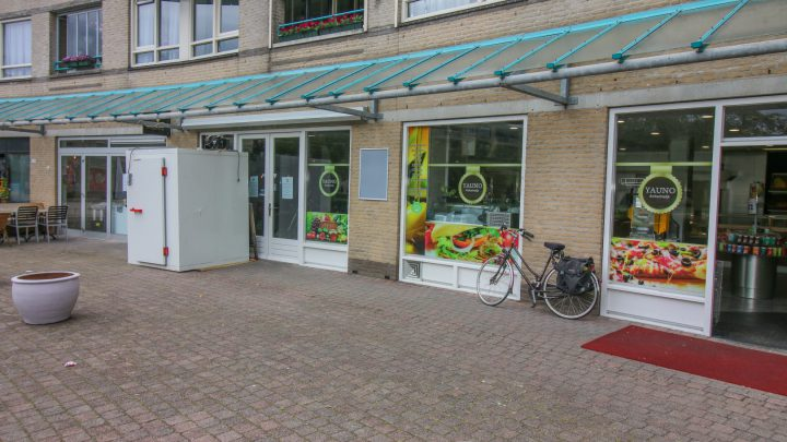 Eethuis Yauno opent deze week haar deuren op het Eilandplein
