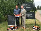 BOSS-fruitactie met De Stokhorst en gemeente Duiven