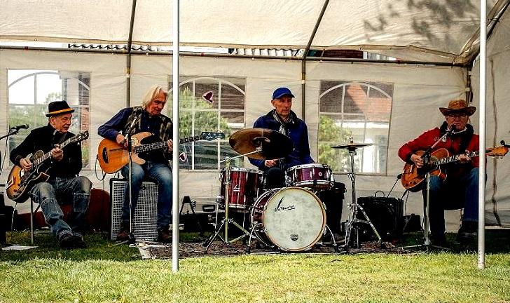 Concert van Bluessum