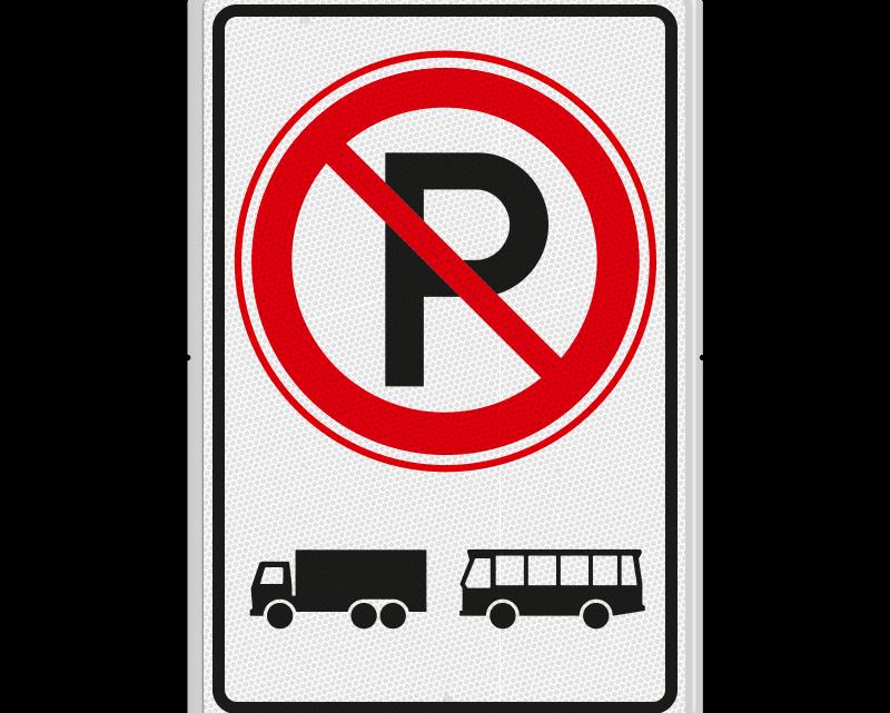 Verbod op parkeren van vrachtwagens op de openbare weg in de gemeenten Duiven en Westervoort