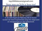 Stem mee voor de Duivense TOP2000dienst