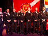 Koninklijke onderscheiding voor zes leden van de vrijwillige Duivense Brandweer