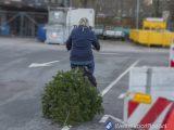 Uw oude kerstboom is € 0,50 waard