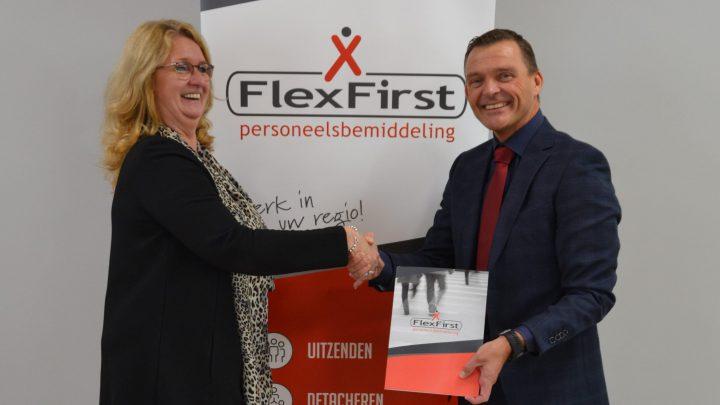 Flexfirst start 2020 met nieuwe franchisenemer Corry vd Craats