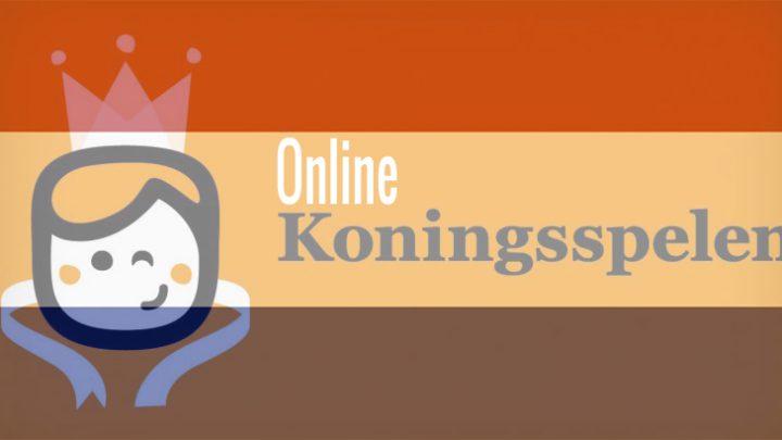 Online Koningsspelen in Gelderland!