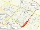 Groot asfaltonderhoud van 25 t/m 29 mei