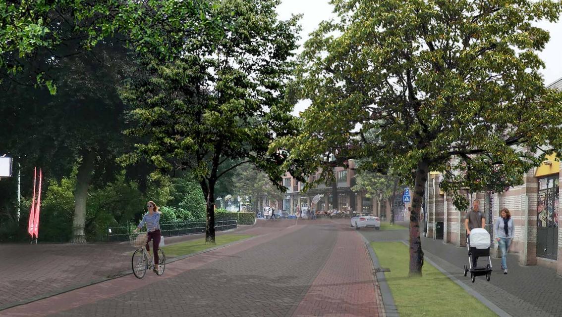 Herinrichting Rijksweg