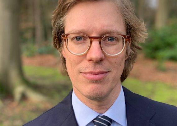 Rutger den Haan nieuwe gemeentesecretaris van de gemeente Duiven