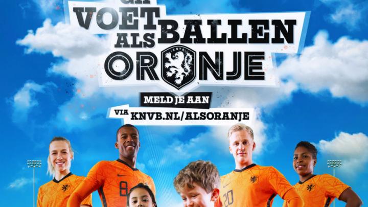Oranje Festival bij AVW '66 in Westervoort op 5 juni 2021