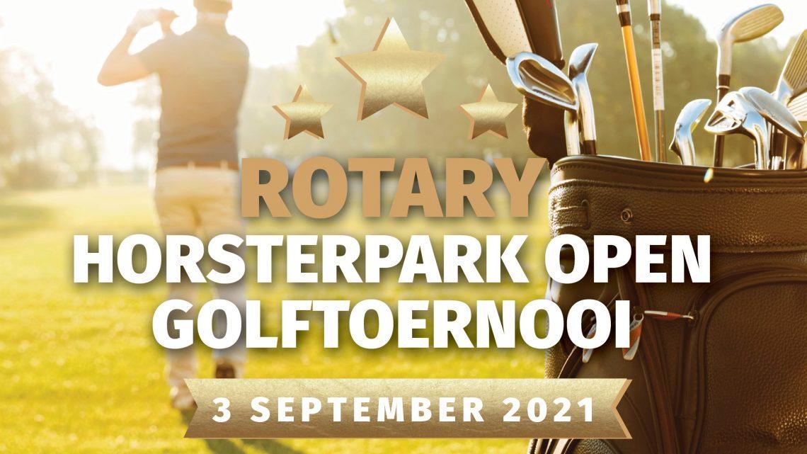 Rotary Duiven organiseert derde editie van Horsterpark Golf Open