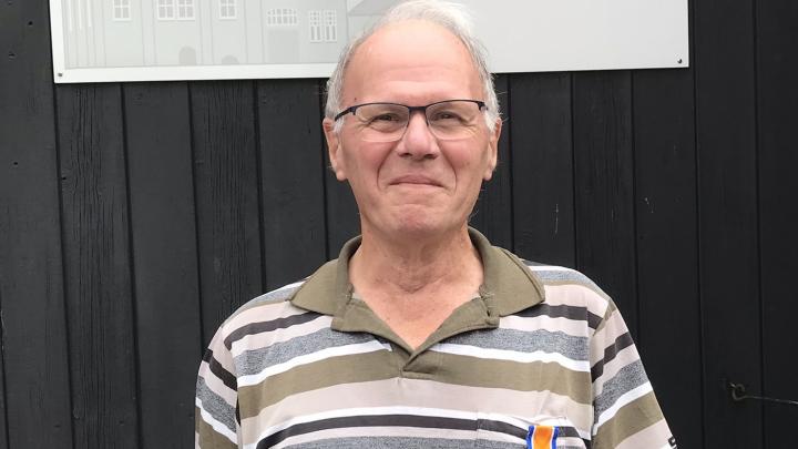 De heer Jaap Garsijn benoemd tot Ridder in de Orde van Oranje-Nassau